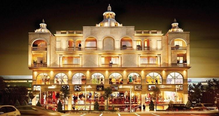 Elanza Mall